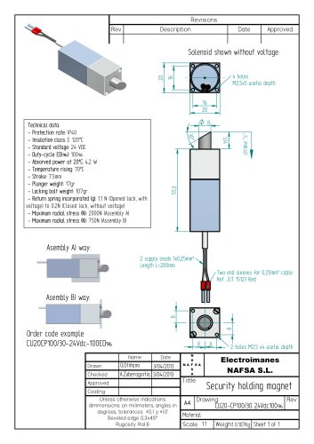 CU20CP100-30-24VDC-100%