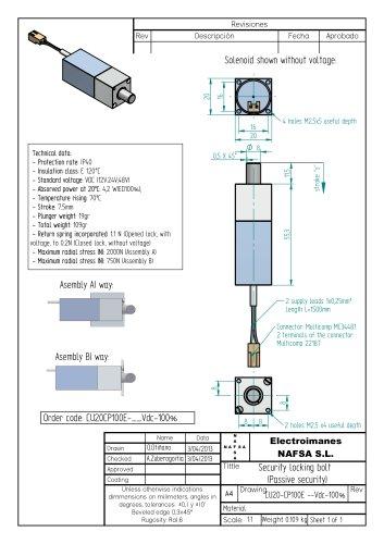 CU20CP100-E