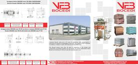 BOCEDI - SYSTEMS FOR PACKING PALLETS