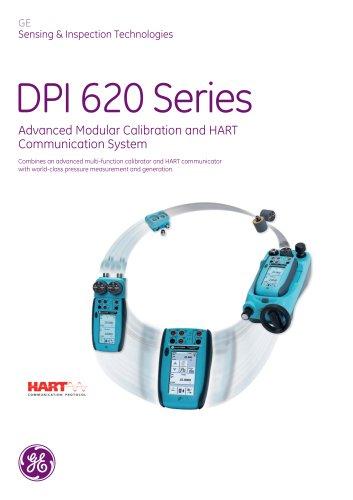 Advanced modular calibrator dpi 620 brochure