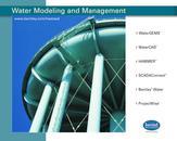 Water modelling