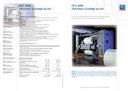 DLC 5000 Dérouleur 60 pouces (150 cm) pour l