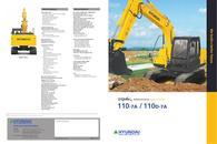 Crawler Excavators  R110-7A