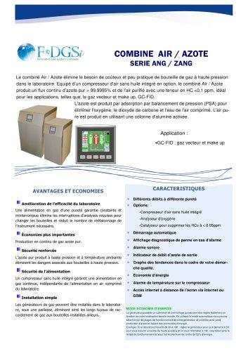 Combiné Air / Azote