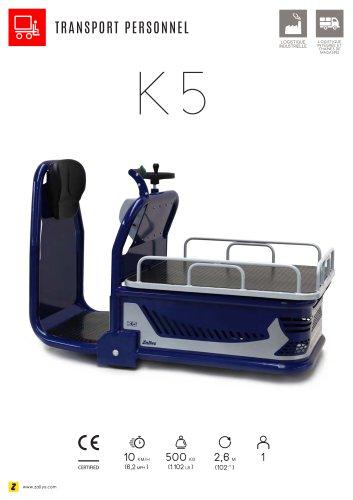 K5 préparateur de commandes