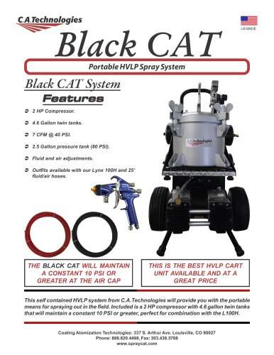 Black Cat Portable System