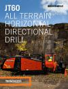 JT60 HORIZONTAL DIRECTIONAL DRILL