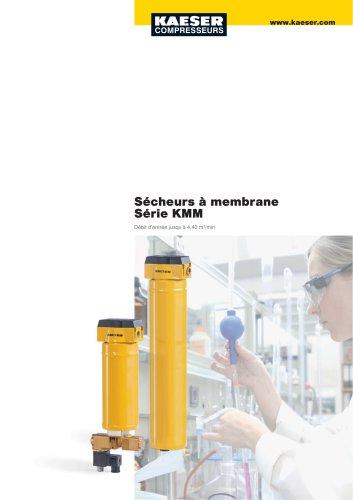 Sécheurs à membrane série KMM