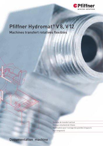 Hydromat V8 et V12