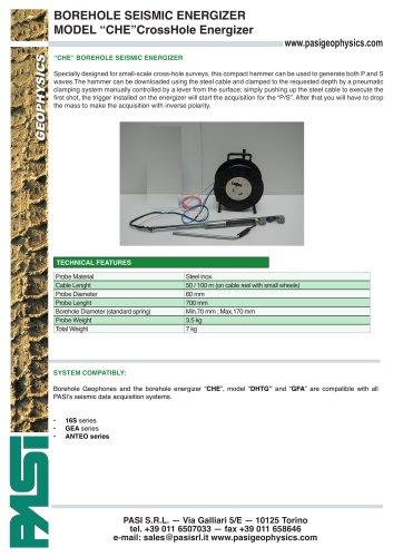 CHE - CROSS HOLE ENERGIZER P/S