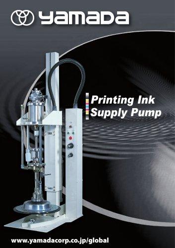 Printing Ink Supply Pumps