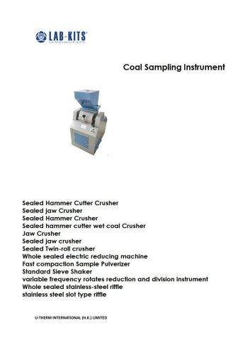 Coal Sampling Instrument