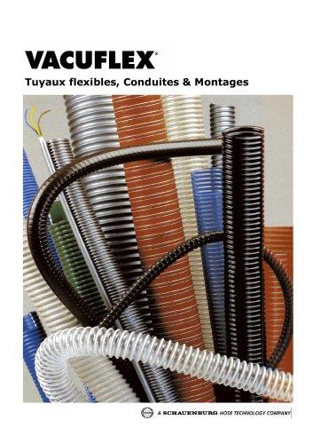 tuyaux flexibles