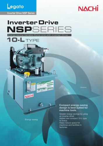 Inverter Drive NSP series 10-L type