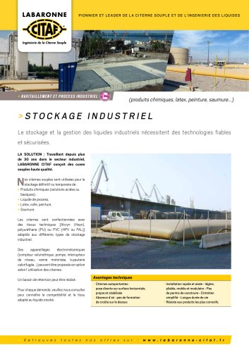 effluents industriels