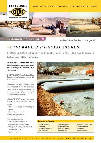 fiche hydrocarbures