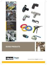 Mini catalogue- Guide produits