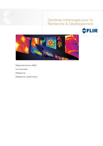 La Thermographie de FLIR pour la R&D Scientifique et Industrielle