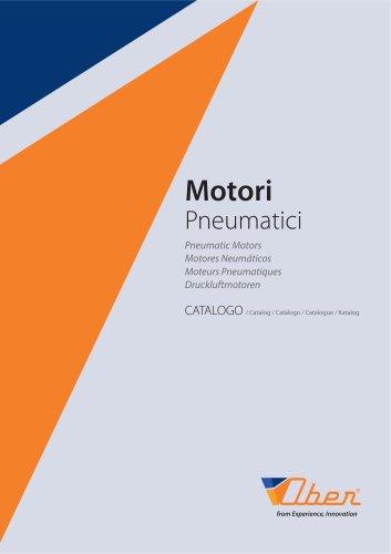 Pneumatic Motors Catalog