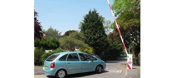 Barrière de parking / levante - FBX - Frontier-Pitts