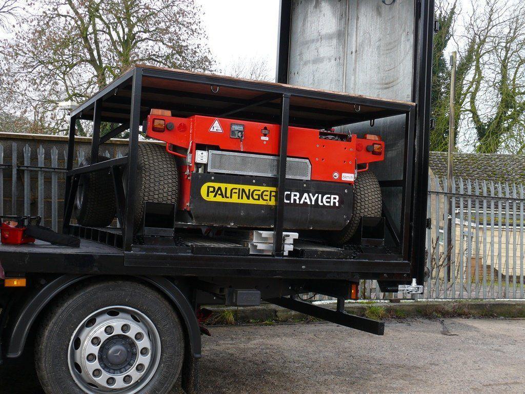 Chariot embarqué PALFINGER radiocommandé 17586-14457307
