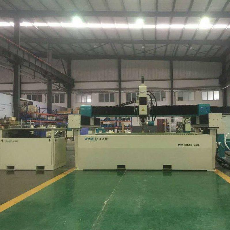 machine de coupe au jet d'eau CNC automatique CE