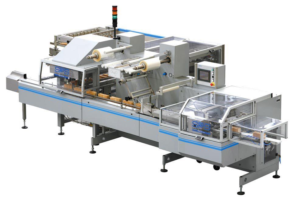 Machine packaging