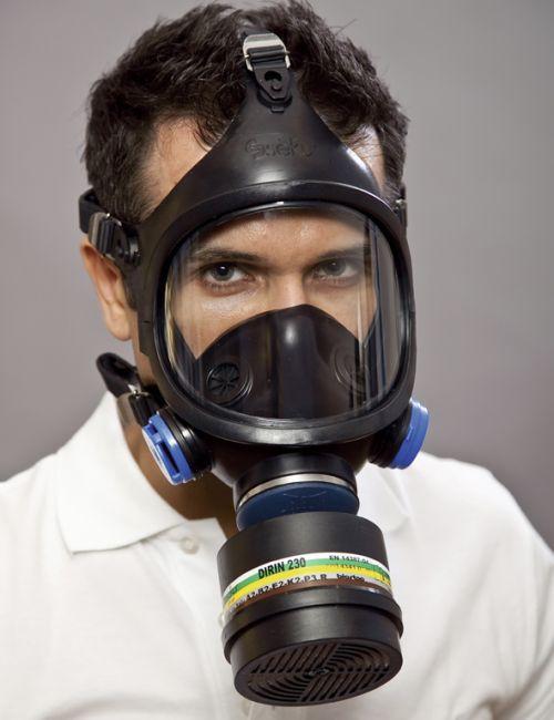 masque de protection mono-filtre