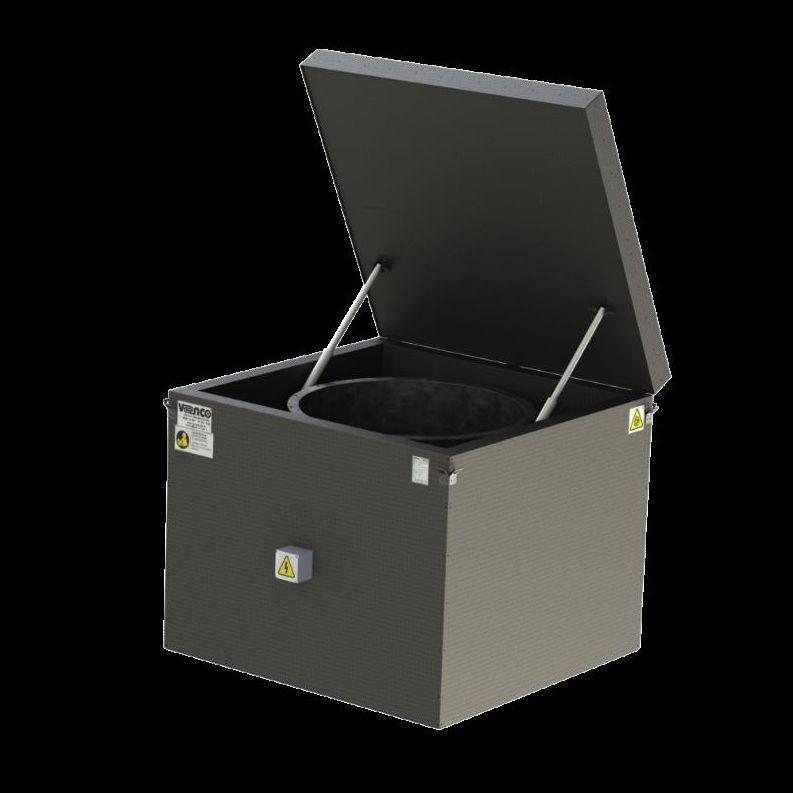 Ventilateur de toit VAX CH Series Venco Havalandirma