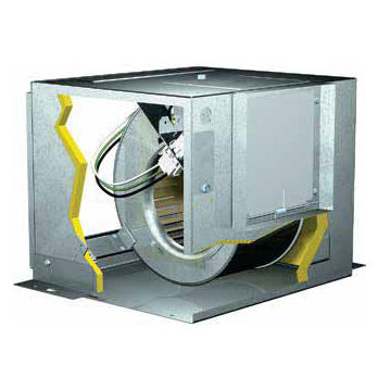 Ventilateur de plafond CSP A Greenheck centrifuge d