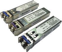 Émetteur-récepteur pour fibre optique / Gigabit Ethernet / GBIC / LAN