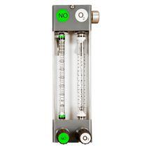 Débitmètre à flotteur / pour gaz / pour liquides