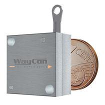 Capteur de position à câble / à effet Hall / à potentiomètre / compact