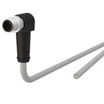Assemblage de câbles de commande / pour capteur / actionneur / flexible
