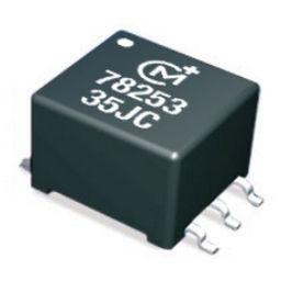 transformateur d'isolement / encapsulé / pour convertisseur DC / DC / SMD