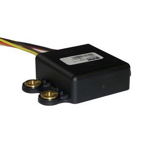 accéléromètre 2 axes / MEMS / durci / EMI