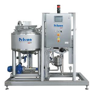 ligne de production de yaourts à boire