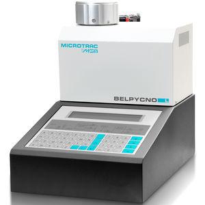 pycnomètre à gaz