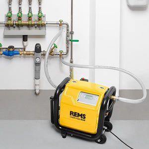 équipement multi-test de pression / pour tuyaux / manuel / compact