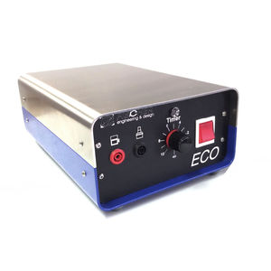 système de marquage électrochimique / manuel / pour métal