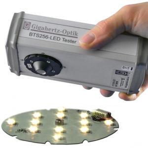spectroradiomètre compact / d'inspection / pour éclairage à LED