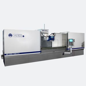 rectifieuse plane / pour tôle métallique / CNC / de haute précision