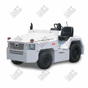 tracteur diesel / à 4 roues / à conducteur porté assis / de remorquage