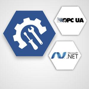 librairie logicielle serveur OPC UA