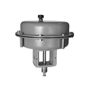actionneur de vanne pneumatique / linéaire / à simple effet / à membrane