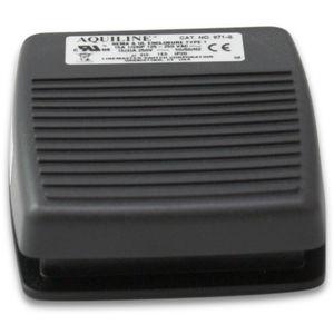 interrupteur à pédale de commande / électrique / action momentanée / DPDT