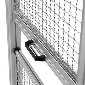 portes coulissantes verticales
