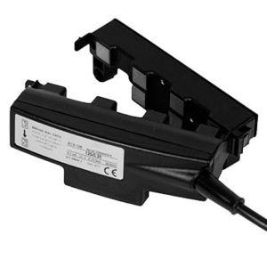 transformateur de courant / enrobé résine / pour réseau électrique / ouvrant