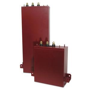 condensateur encapsulé / de puissance / triphasé / PFC