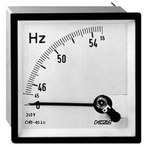 fréquencemètre analogique